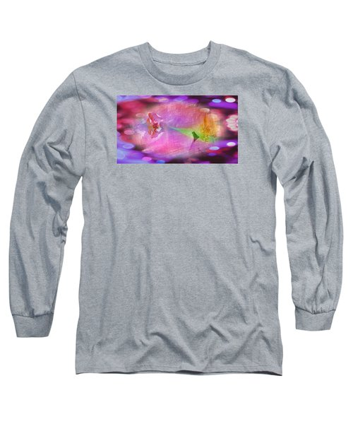 Purple Sweet Dream Long Sleeve T-Shirt