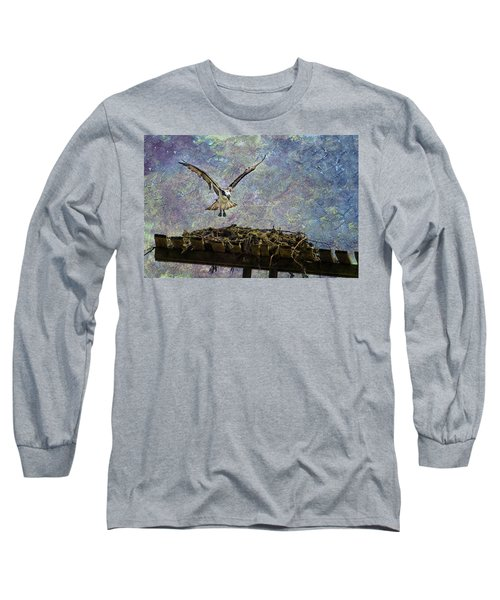 Osprey-coming Home Long Sleeve T-Shirt