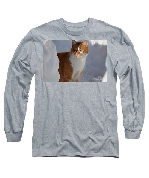 Long Sleeve T-Shirt featuring the photograph Otis by Christiane Hellner-OBrien