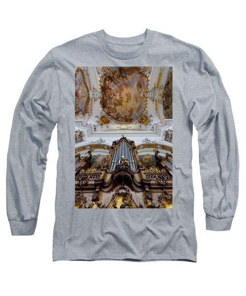 Ottobeuren Ornaments Long Sleeve T-Shirt