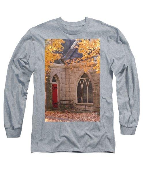 Ottumwa Church Long Sleeve T-Shirt