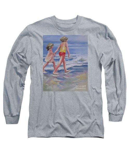 Our Beach Walk Long Sleeve T-Shirt