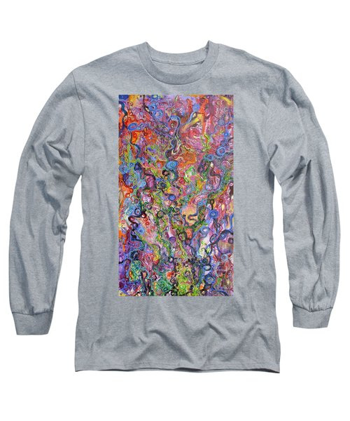 Out Of Balance Long Sleeve T-Shirt
