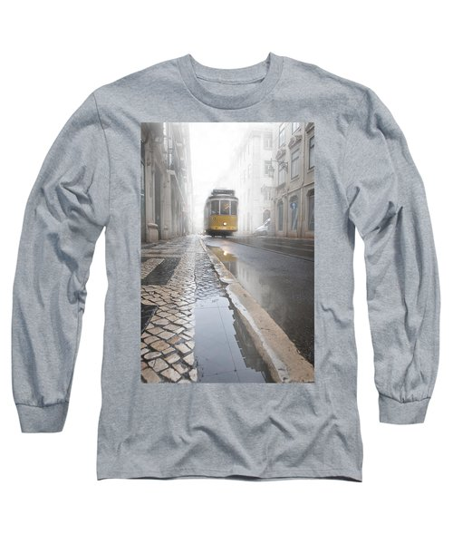 Out Of The Haze Long Sleeve T-Shirt