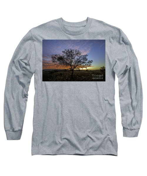 Outback Sunset  Long Sleeve T-Shirt