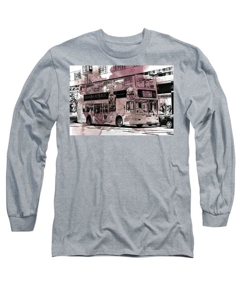 Oxford Street Long Sleeve T-Shirt