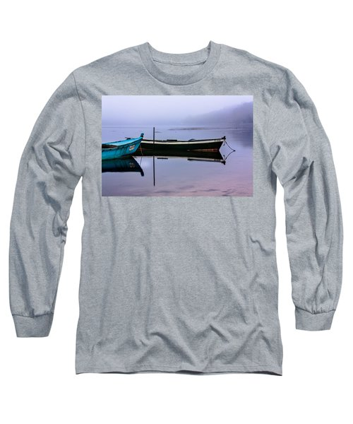 Pacheco Blue Boat Long Sleeve T-Shirt