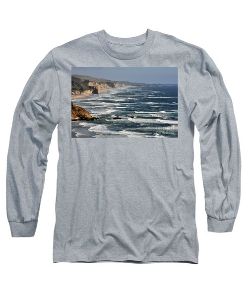 Pacific Coast - Image 001 Long Sleeve T-Shirt
