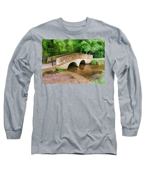 Pack Horse Bridge Long Sleeve T-Shirt