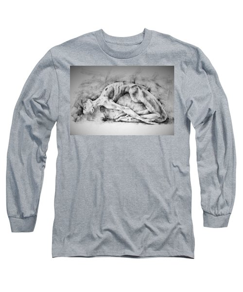 Page 6 Long Sleeve T-Shirt