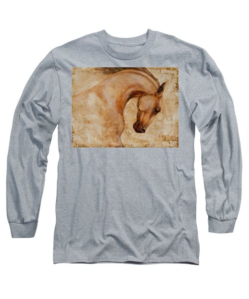 Painted Determination 1 Long Sleeve T-Shirt
