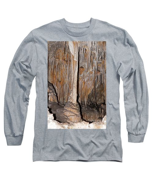 Painted Grotto Carlsbad Caverns National Park Long Sleeve T-Shirt