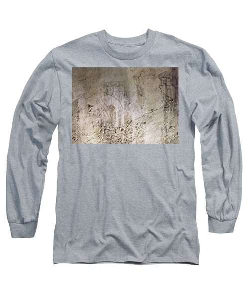 Painting West Wall Tomb Of Ramose T55 - Stock Image - Fine Art Print - Ancient Egypt Long Sleeve T-Shirt