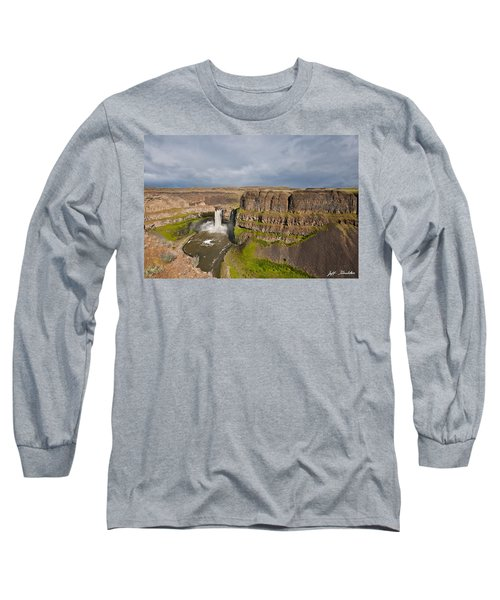 Palouse Falls Long Sleeve T-Shirt