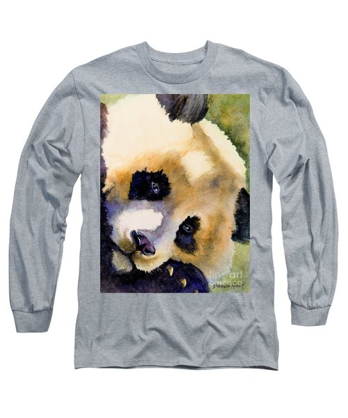 Panda Cub Long Sleeve T-Shirt