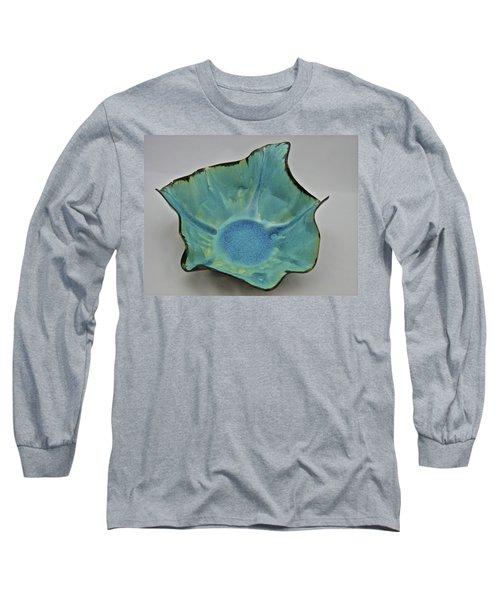 Paper-thin Bowl  09-008 Long Sleeve T-Shirt by Mario Perron