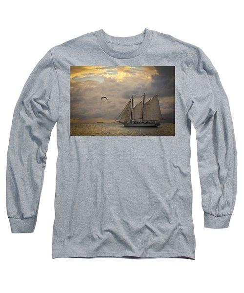 Paradise Calling Long Sleeve T-Shirt