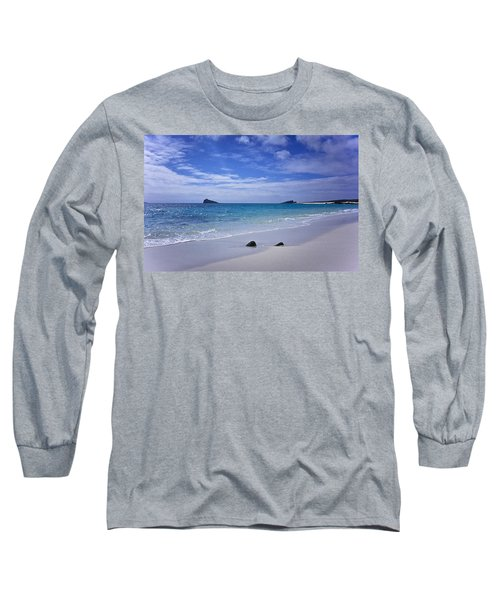 Paradise  Long Sleeve T-Shirt by Lana Enderle