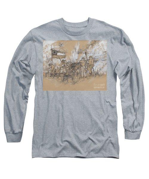 Parrott Answer Long Sleeve T-Shirt