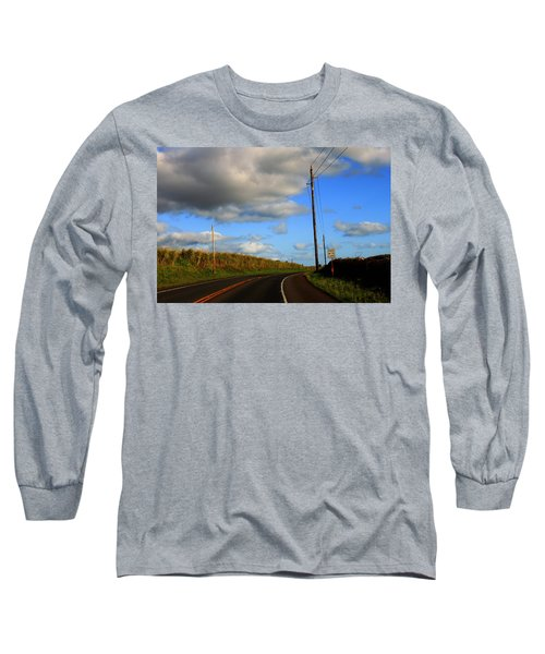 Pass With Care Long Sleeve T-Shirt