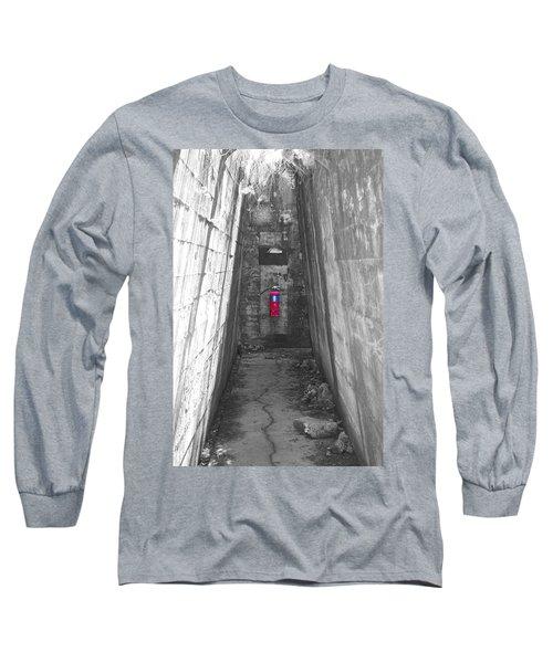 Past Emergency Long Sleeve T-Shirt
