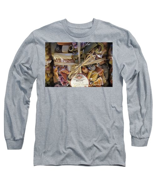 Pasta  Long Sleeve T-Shirt
