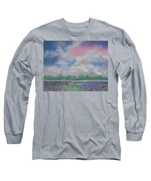 Pastel Sky Long Sleeve T-Shirt