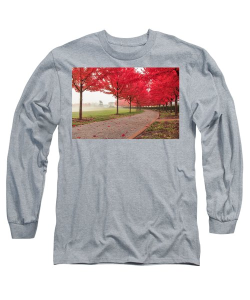 Path To Apotheosis Long Sleeve T-Shirt