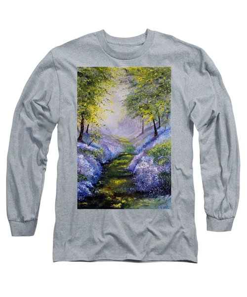 Pavilioned In Splendor Long Sleeve T-Shirt