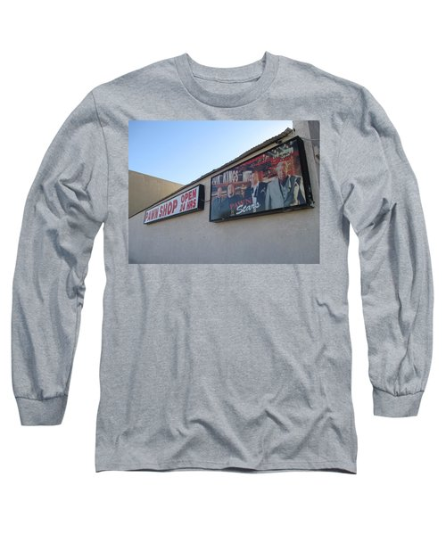 Pawn Stars Long Sleeve T-Shirt