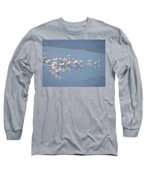 Pay Attention Long Sleeve T-Shirt by Ellen Meakin