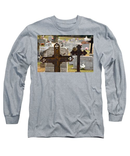 Paying Respect Long Sleeve T-Shirt