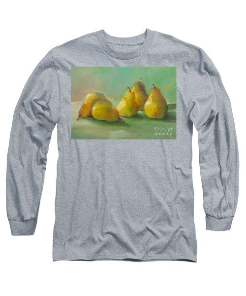 Peaceful Pears Long Sleeve T-Shirt
