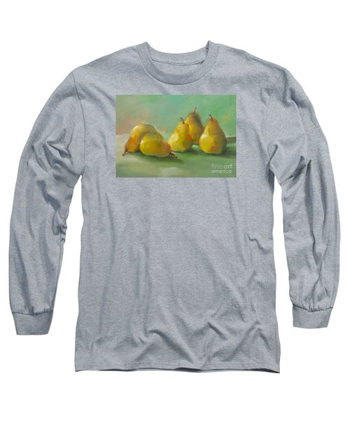 Peaceful Pears Long Sleeve T-Shirt