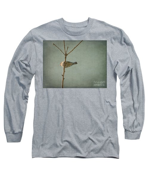 Peaceful Perch Long Sleeve T-Shirt