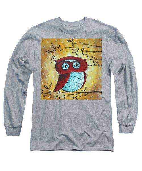 Peekaboo By Madart Long Sleeve T-Shirt