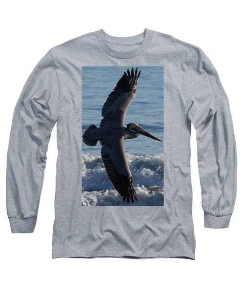 Pelican Flight Long Sleeve T-Shirt