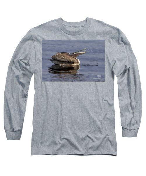 Pelican Fountain  Long Sleeve T-Shirt