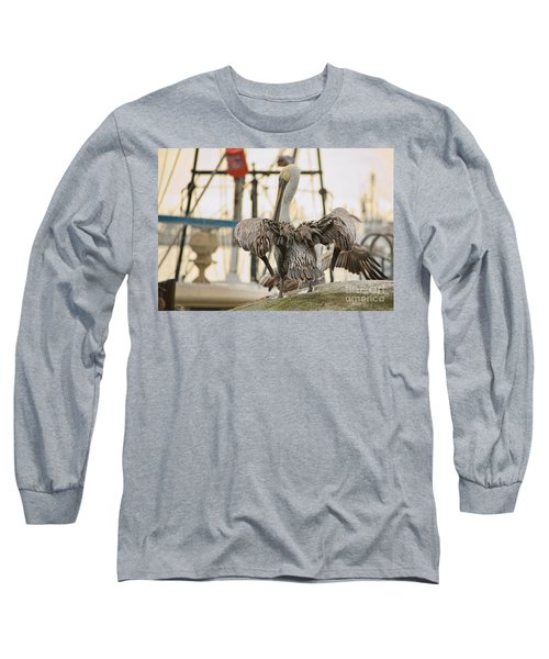 Pelican Strut Long Sleeve T-Shirt