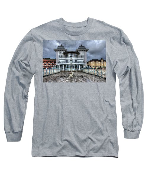 Penarth Pier Pavilion 2 Long Sleeve T-Shirt