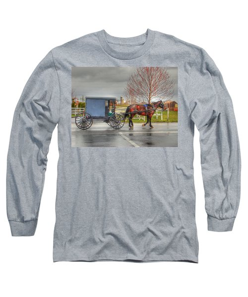 Pennsylvania Amish Long Sleeve T-Shirt