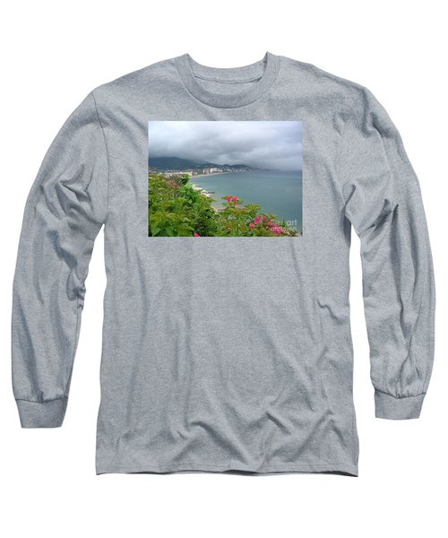 Penthouse View - Puerto Vallarta Long Sleeve T-Shirt