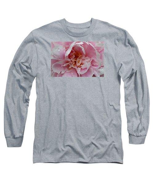 Peony Love Long Sleeve T-Shirt