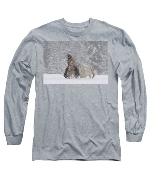 Persevere Through All Long Sleeve T-Shirt