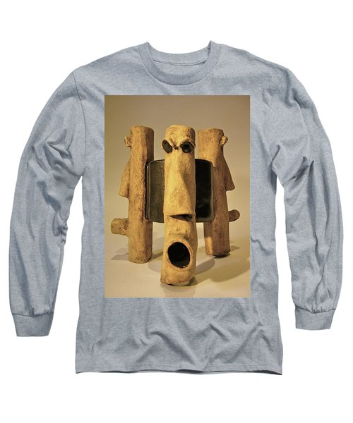 Perspectives Long Sleeve T-Shirt by Mario Perron