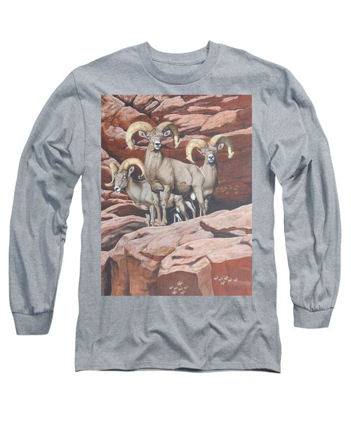 Petroglyphs Long Sleeve T-Shirt