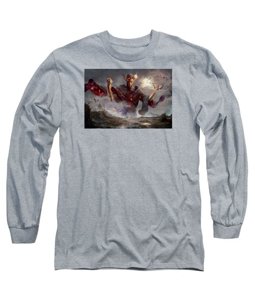 Phenax God Of Deception Long Sleeve T-Shirt