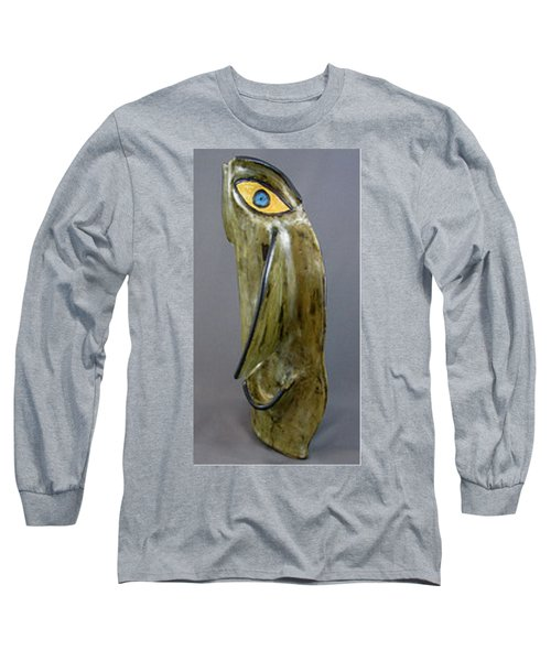 Picasso Long Sleeve T-Shirt by Mario Perron