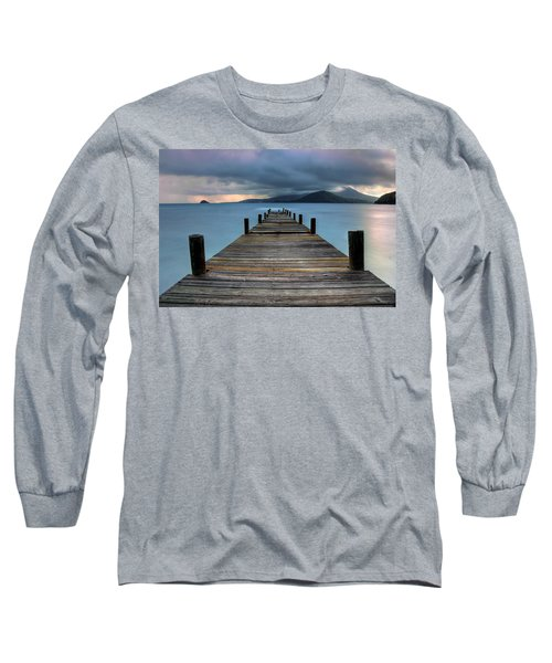 Piering Rain Long Sleeve T-Shirt