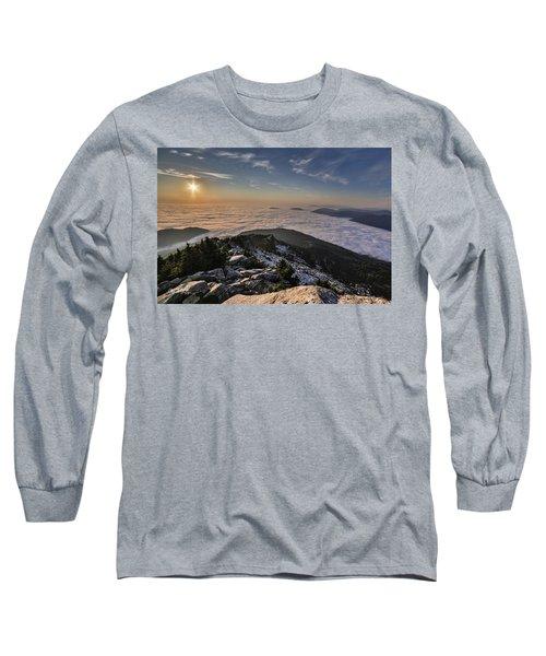 Pilchuck West  Long Sleeve T-Shirt